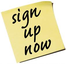 Image result for come in and sign up