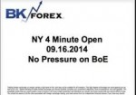 BK VIDEO NY 4 Minute Open 09.16.2014 No Pressure on BoE
