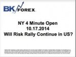 BK VIDEO – NY 4 Minute Open 10.17.2014 Will Risk Rally Continue in US? https://