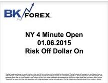 BK VIDEO NY 4 Minute Open 01.06.2015 Risk Off Dollar On