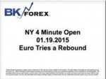 B K VIDEO NY 4 Minute Open 01.19.2015 Euro Tries a Rebound
