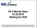 BK VIDEO NY 4 Minute Open 01.22.2015 Waiting for ECB