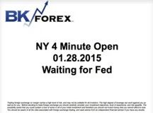 BK VIDEO NY 4 Minute Open 01.28.2015 Waiting for Fed