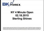 BK VIDEO NY 4 Minute Open 02.18.2015 Sterling Shines