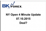 BK VIDEO NY Open 4 Minute Update 07.10.2015 Deal?