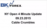 BK VIDEO NY Open 4 Minute Update 09.23.2015 Cable Crumbles