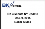 BK VIDEO BK 4 Minute NY Update  Dec. 9, 2015 Dollar Slides