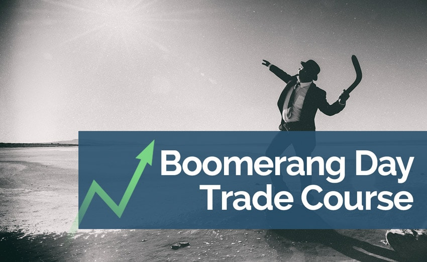 Boomerang Day Trade Course